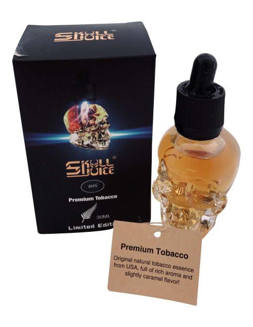 Skull E-Juice Premium Tobacco -30ML