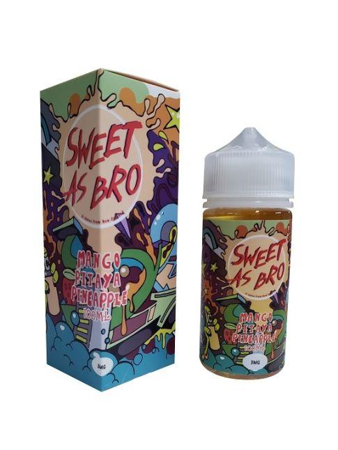100ml Sweet As Bro Mango Pitaya PineApple