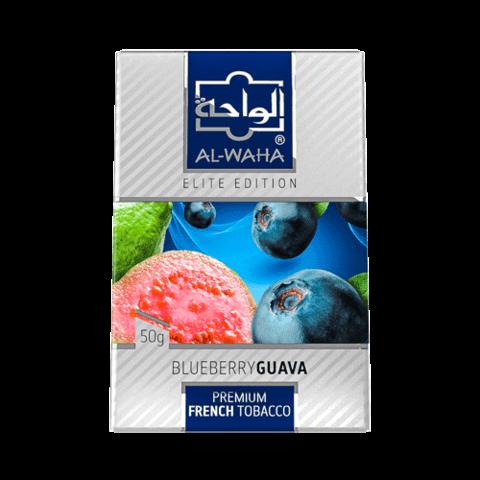 Al-Waha Blueberry Guava  Shisha Tobacco 50g Box