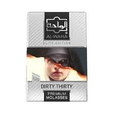 Al-Waha Dirty Thirsty    Shisha Tobacco 50g Box