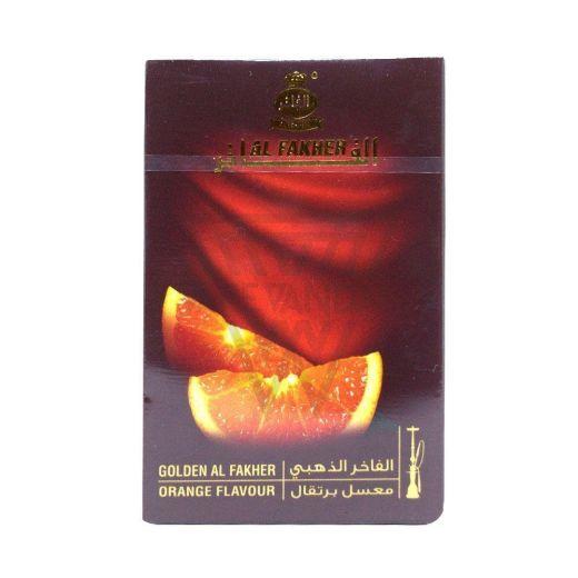 Al-Fakher  Golden Orange Edition 50g - Premium Shisha