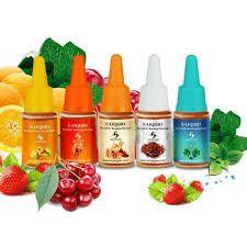 Hangsen E Liquid 10 ml  -Fruit Punch0MG