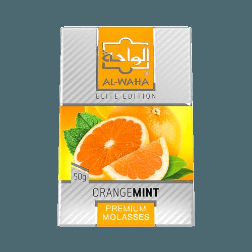 Al-Waha OrangeMint   Shisha Tobacco 50g Box