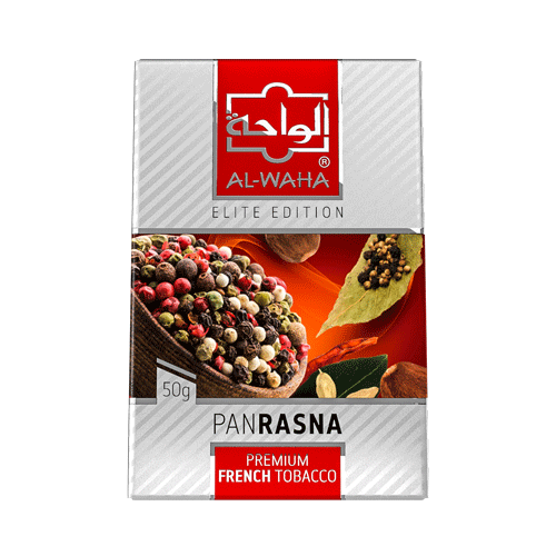 Al-Waha Paan Rasna Shisha Tobacco 50g Box
